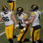 Leistikow's observations on Iowa's first depth chart of the spring