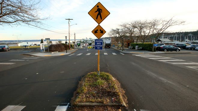 Kitsap County is in the early stages of planning a variety of improvements to Washington Boulevard near its intersection with Highway 104 in Kingston.