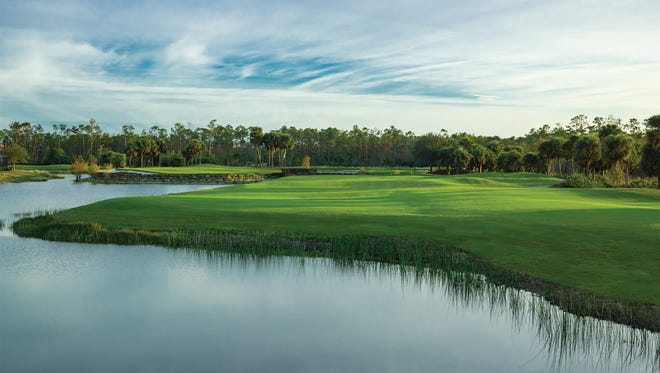 Naples Lakes Country Club is hosting a Community Open House. Shown is the newly renovated Arnold Palmer Signature Golf Course.
