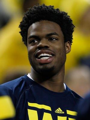 Michigan guard Derrick Walton Jr.