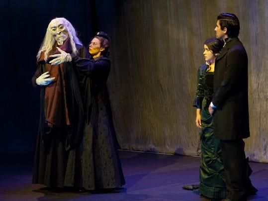 VTD 1009 COS presents Dracula2