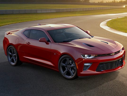 Gm Unleashes New Smaller Chevrolet Camaro