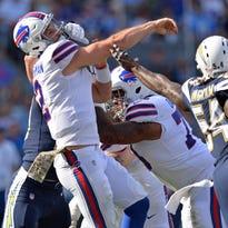 Bills report card: Sean McDermott set Nathan Peterman up for colossal failure