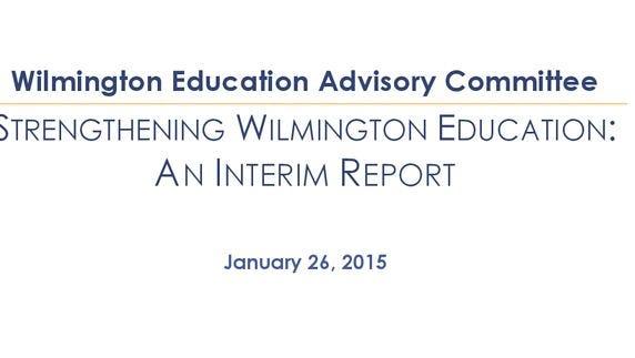 WEAC Interim Report