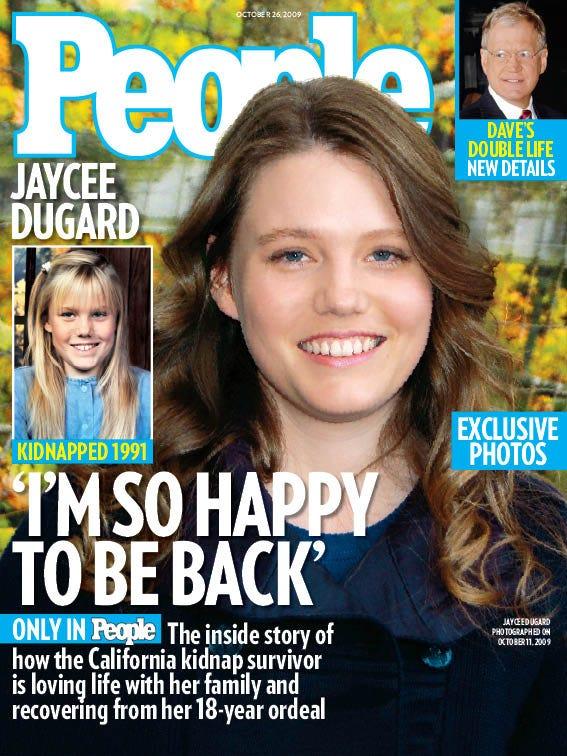 A Stolen Life: A Memoir: Jaycee Dugard