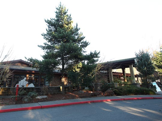 Poulsbo Library on Tuesday, December 5, 2017.