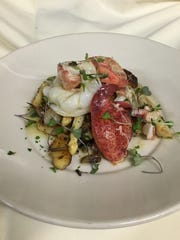 Poached lobster will be served during Christmas Eve dinner at Rooney's Oceanfront Restaurant in Long Branch.