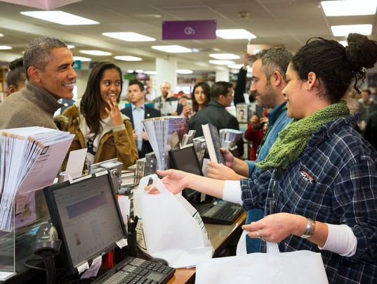 Obama on Small Business Saturday