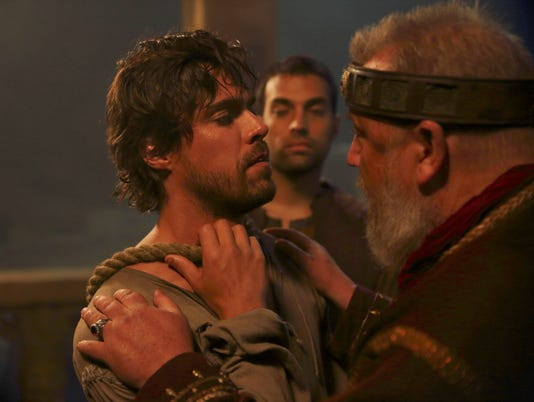 Of Kings and Prophets Olly Rix, James Floyd, Ray Winstone