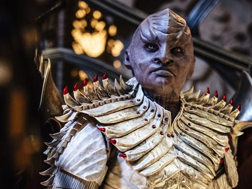 klingons get expert makeover for star trek discovery