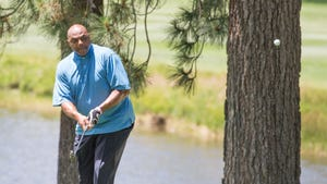 Fans can bet on Charles Barkley to finish in the top 70 this week in the American Century Championship at Edgewood-Tahoe.