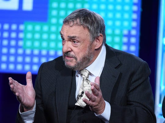"John Rhys-Davies stars in Heartland film ""Winter Thaw."""