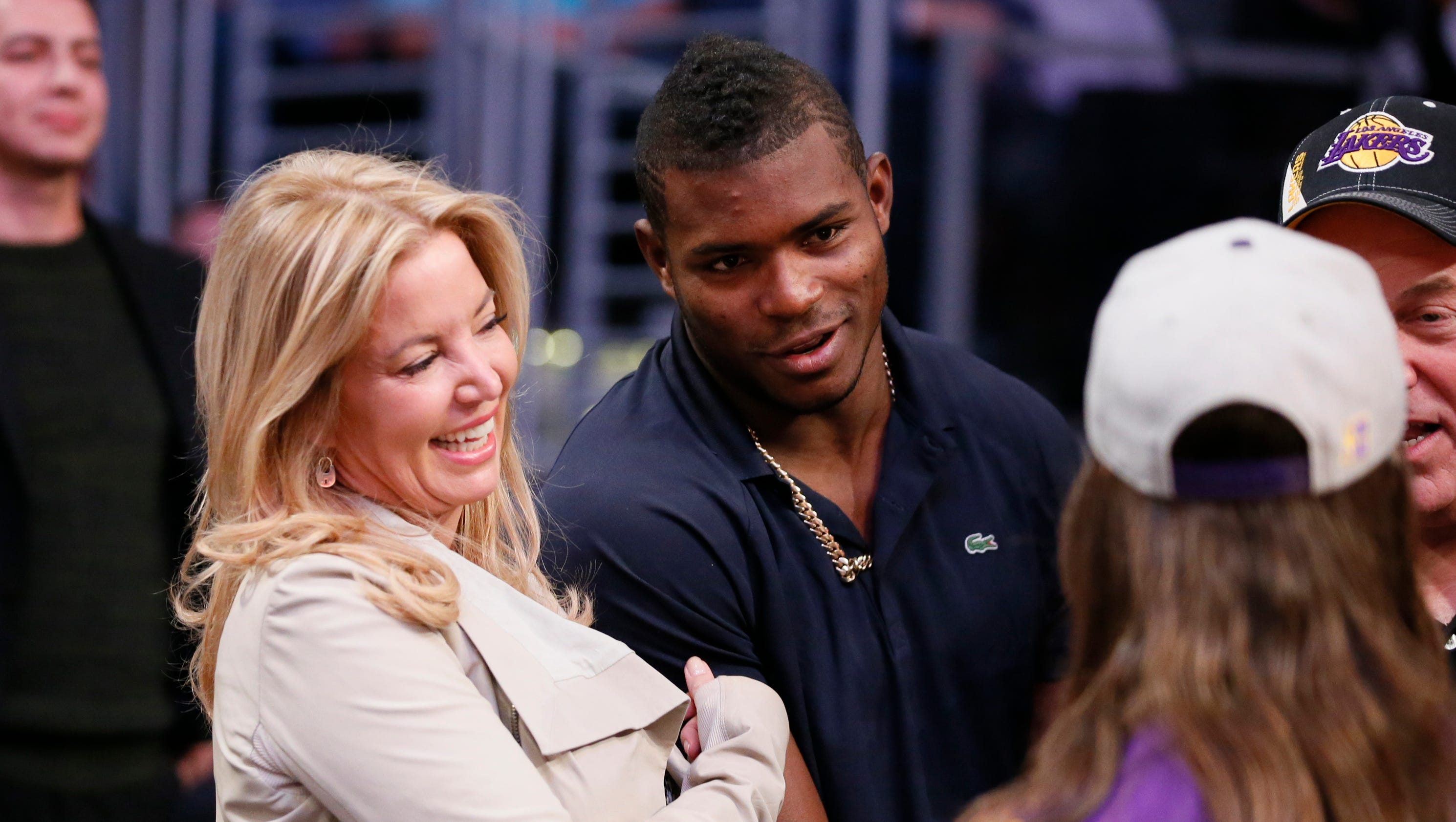 jeanie buss unplugged lakers kobe phil and byron