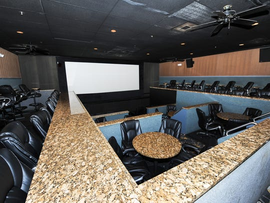 """Marco Movie Theater is one of Southwest Florida's """"luxury"""""""