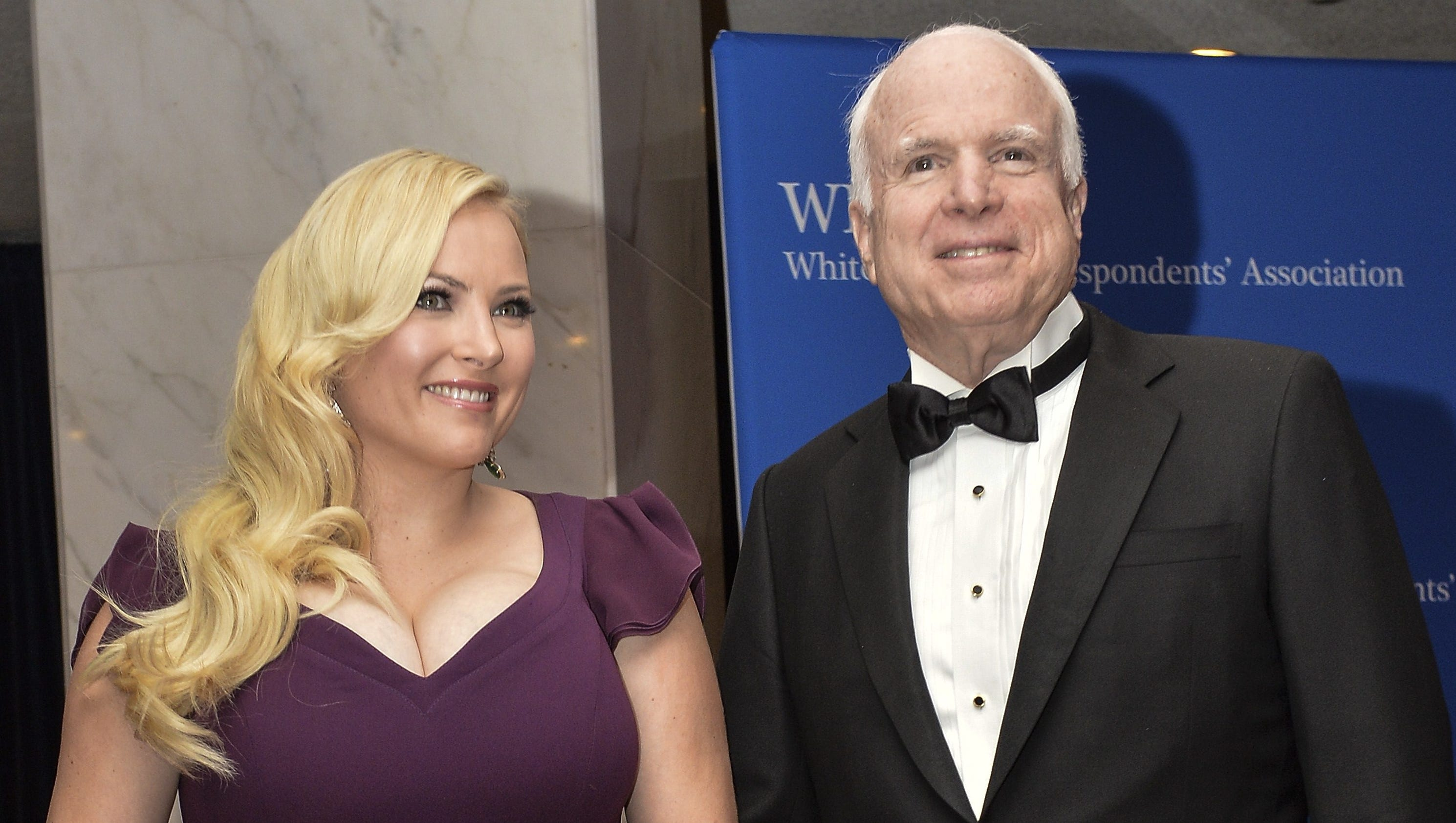 Meghan McCain: Cancer will not make my dad surrender. 'Nothing ever has.'