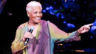 Dionne Warwick performs at the 25th Anniversary Rainforest Fund benefit concert at Carnegie Hall in New York. In 1968, Warwick had never been to San Jose and didn?t think much of the song. But after the iconic singer recorded ?Do You Know The Way To San Jose?? and the song became a huge hit, the 73-year old singer says with a laugh that she ?cried all the way to the bank.? This week Warwick is heading back to San Jose to be dubbed the city?s ?global ambassador of goodwill.? She?ll sing that song, as part of an international Sister Cities conference on Friday.