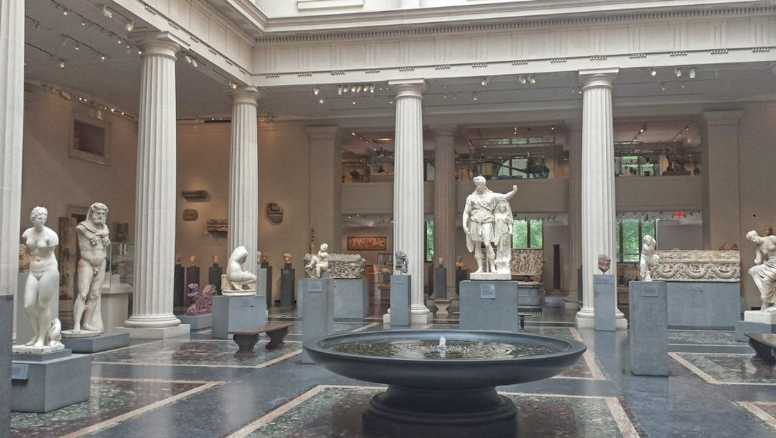 Top 20 museums in the usa for Best museums in america
