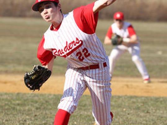 North Rockland baseball Sandusky