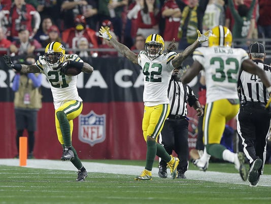 Ha Ha Clinton-Dix, Morgan Burnett