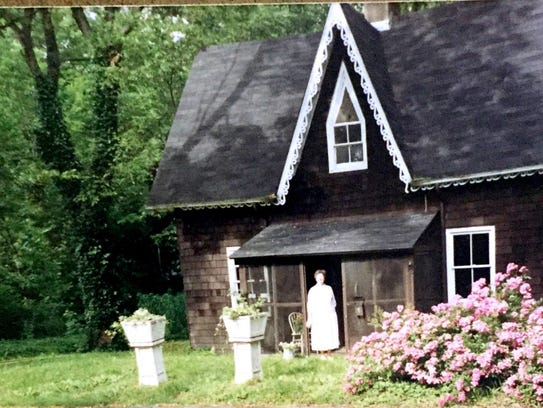 The Perry-Smith House, which is listed on the National