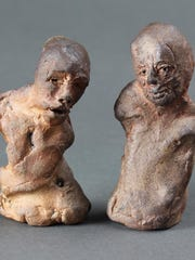 Karen Kuff-Demicco's sculptures will be on display at Cooperative Gallery 213 in Binghamton in September.