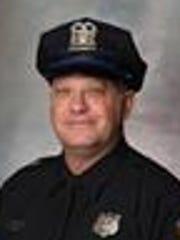 Brandon Killam, a sergeant with Pleasant Hill police