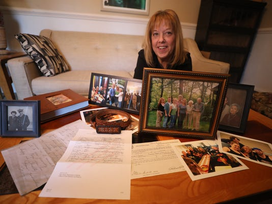 Adoption woman finds her family