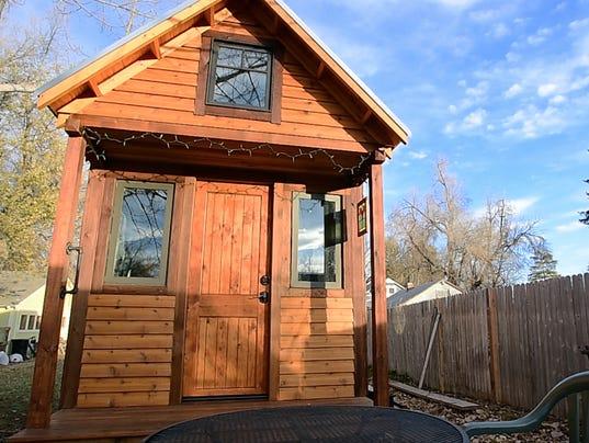 Denver approves tiny homes village for homeless community