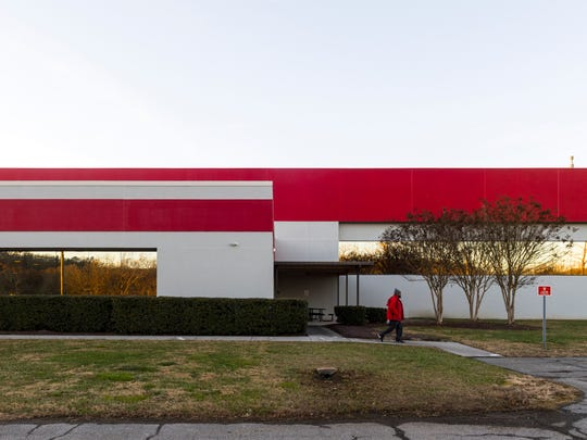 Red Stag Fulfillment in East Knox County.
