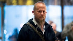 In this Dec. 6, 2016, file photo, Brad Parscale arrives