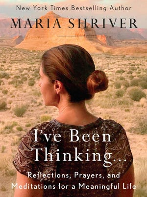 'I've Been Thinking' by Maria Shriver