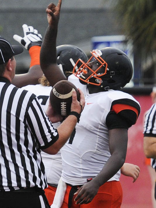 High School Football: Cocoa at Palm Bay