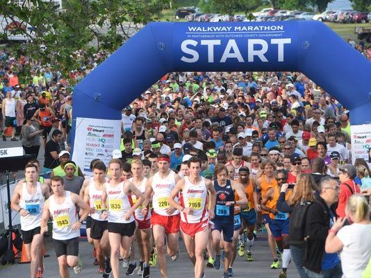 Walkway Marathon