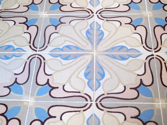 What are encaustic and cement tiles and why are they suddenly everywhere?