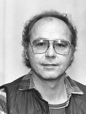 Long-time News Sentinel employee Sam Lawhon pictured in an undated photo from the News Sentinel's archives. Lawhon, who worked at the paper for 49 years, died on Sunday, February 4, 2017.