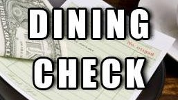 Dining Check.