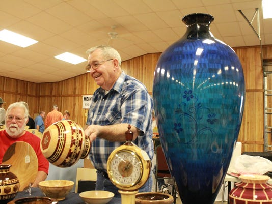 Annual Woodcarving Show