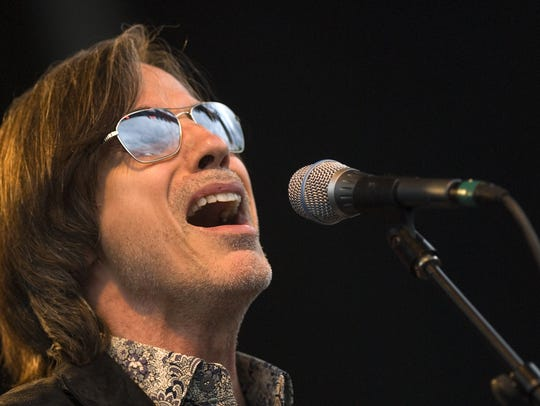 Jackson Browne, shown performing in 2009 at the Shelburne