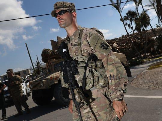 Elementos de la Guardia Nacional reforzarán las labores de la Patrulla Fronteriza en la frontera con México.