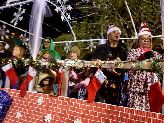 Pensacola Christmas Parade 24