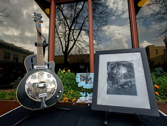 Maurice Sorrell Sidewalk Memorial 2