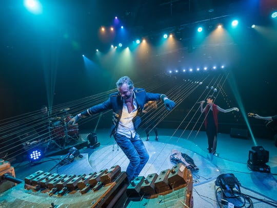 The Earth Harp, which was hugely popular during the Festival of Wonder's debut year in 2017, returns this year.