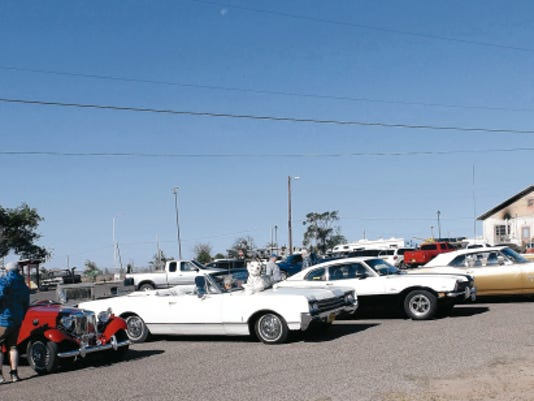 The Hurley Pride Festival and Car Show featured 70 car show entries and over 30 vendors when the event was held on May 9. Courtesy Photo