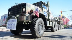 Looks like Richmond won't have a Veteran's Parade again this year