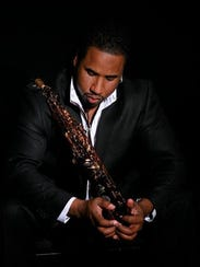 Yancy Black will play saxophone with Straight Ahead