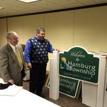 The U.S. Postal Service is planning to move the Hamburg Main Post Office to a new location.