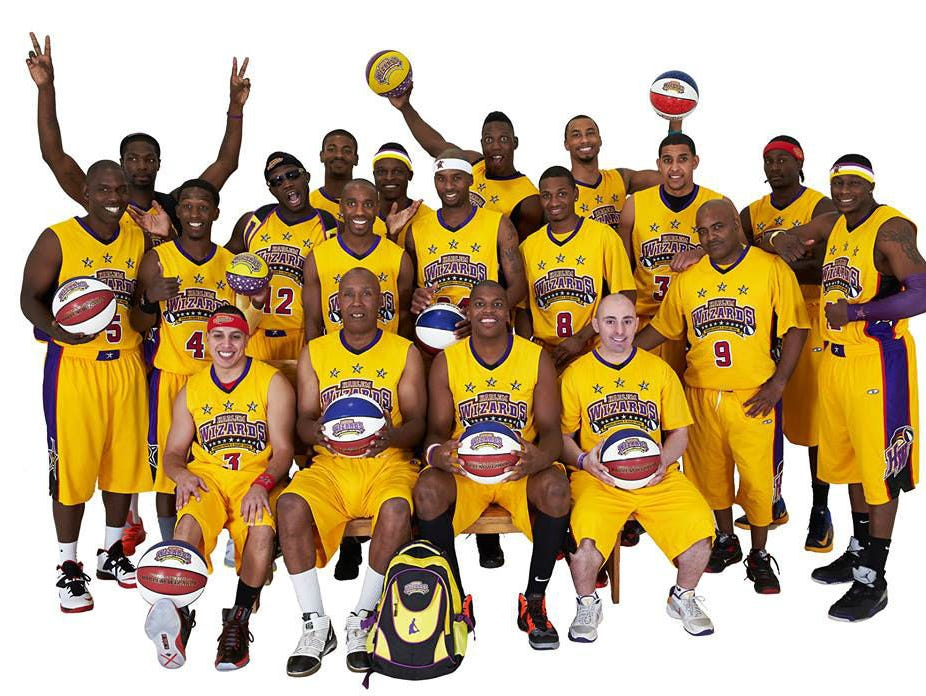 Harlem Wizards coming to WNC | USA TODAY High School Sports