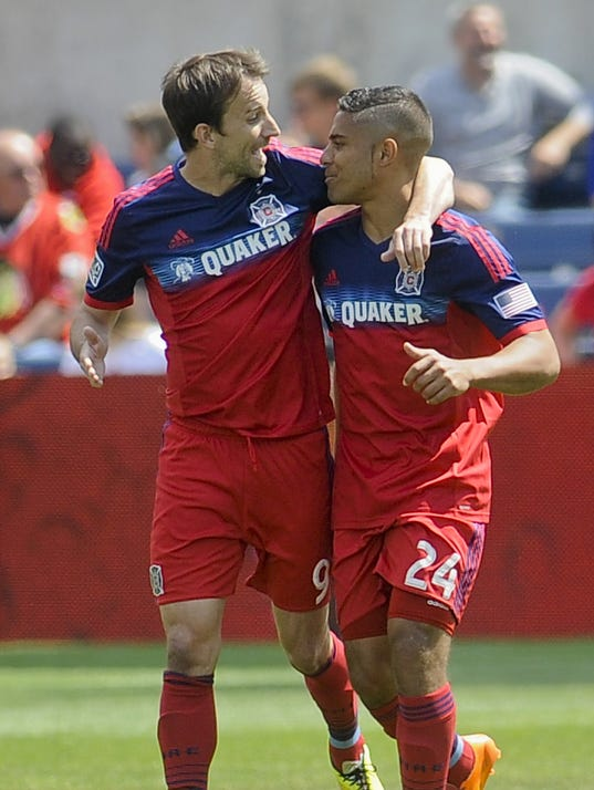 2014-05-18 Chicago Fire