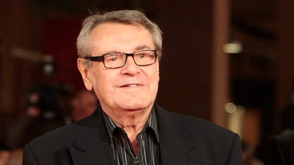414855121bfa Movie world reacts to the death of Oscar-winning director Milos Forman