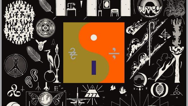 """""""22, A Million"""" by Bon Iver"""